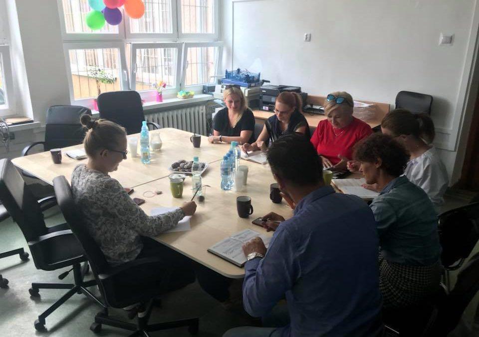 Spotkanie Partnerstwa Raków Reaktywacja