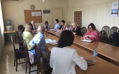 Spotkanie grupy sterującej