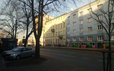 Warsztaty umiejętności psychospołecznych- spacer po okolicy :)