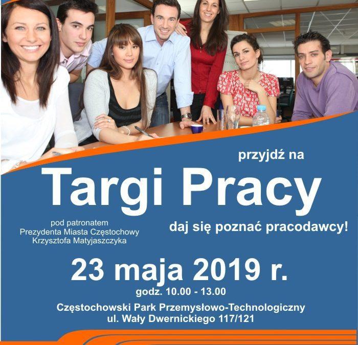 TARGI PRACY 23 maja 2019r.