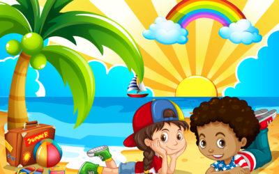 Zajęcia wakacyjne dla dzieci !