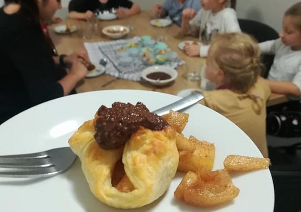 Warsztaty kulinarne dla dzieci !