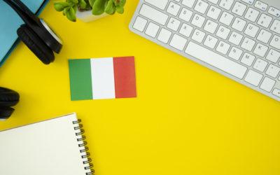 Język włoski !