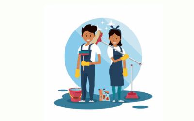 Oferta pracy: pracownica serwisu sprzątającego