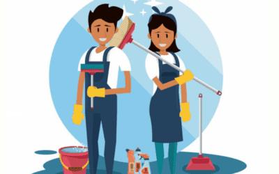 Oferta pracy: Sprzątacz-ka obszarów biurowo-socjalnych