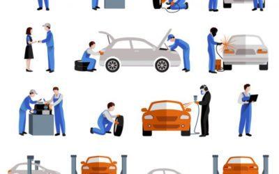 Oferty pracy: mechanik samochodowy